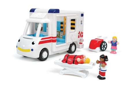 Robin's Medical Rescue
