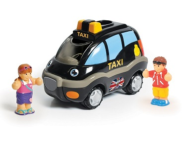 London Taxi Ted