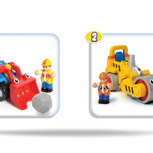 Construction Crew (Twin Pack)
