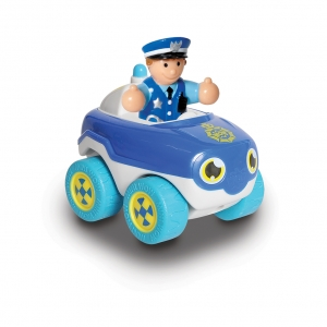 Police Car Bobbie (Mini WOW)
