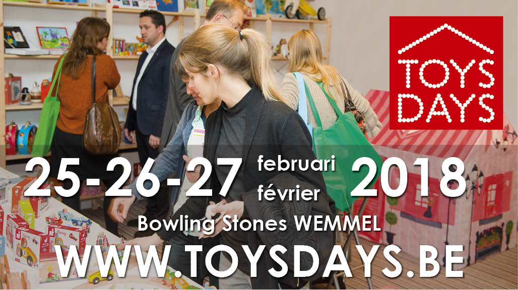 TOYS DAYS SAVE the date